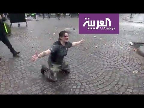 حقيقة الفيديو الذي هز مظاهرات الستر الصفراء في فرنسا  - نشر قبل 41 دقيقة