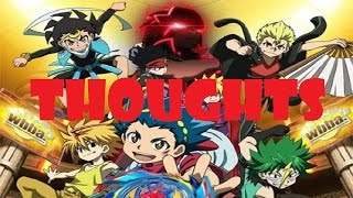 Beyblade Burst Evolution/God/Season 2 Thoughts and What I Want To See