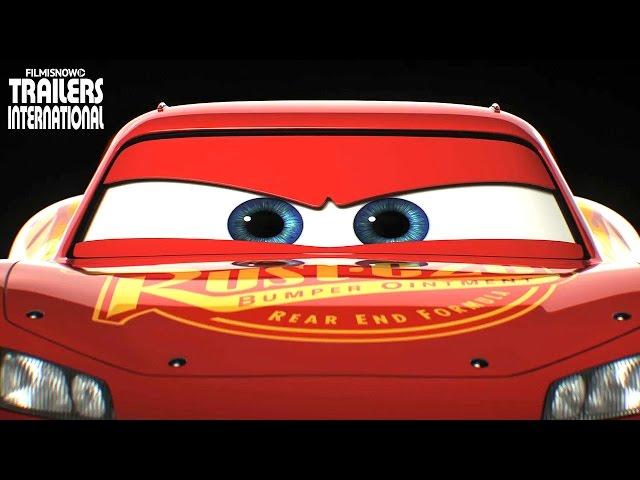CARROS 3   Apresentando: McQueen, Jackson Storm e Cruz Ramirez