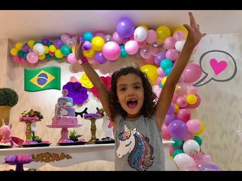 Real Brazilian Birtay Party