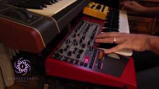 99 patches for Nord Lead /Rack 2x - the Romanian bank