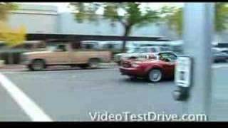 Video Test Drive - 2008 Mazda MX-5