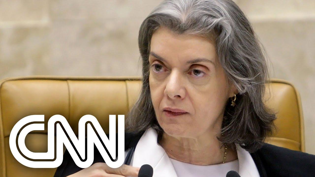 Cármen Lúcia defende urnas eletrônicas e diz que há a confiança da população | CNN Brasil