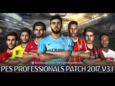 PROFESSIONALS PATCH 3.1 DOWNLOAD PES 2017 PC