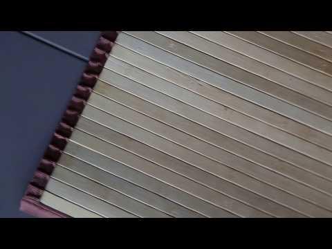 Ковер циновка натуральная бамбук NATUR