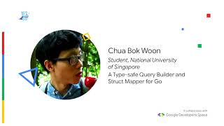 A Type-safe Query Builder and Struct Mapper for Go - Chua Bok Woon