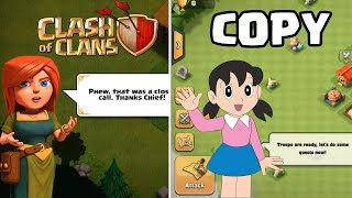 COPY OF CLASH OF CLANS
