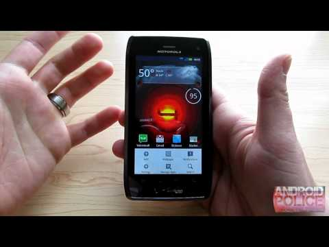 Droid 4 Video Review