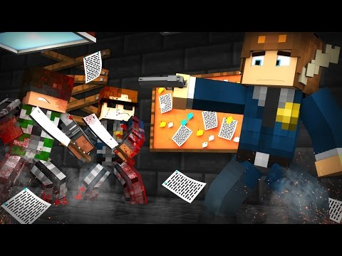 FNAF Sister Location - SABRE AND SHARKBOY! (Minecraft Roleplay) S2 Night 6