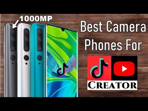 Best Smartphone For TikTok Video Recording In 2020 | Best Smartphone For Recording YouTube Videos