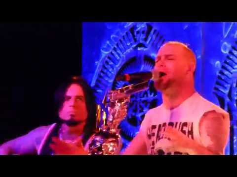 Five Finger Death Punch - Battle Born LIVE Corpus Christi, Tx. 10/22/13