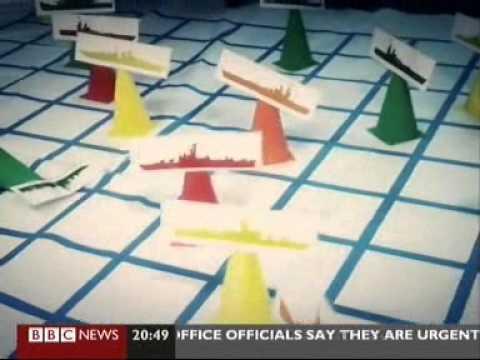 BBC Click QinetiQ Cyber Security Challenge