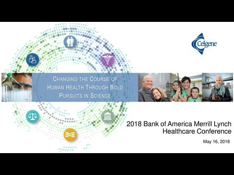 Celgene's (CELG) Management Presents at Bank of America Merrill Lynch Healthcare Conference (Transc
