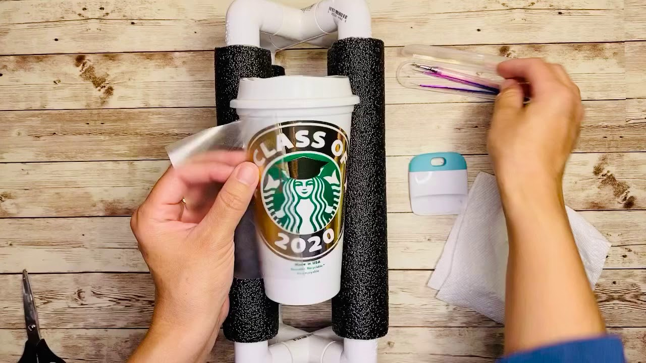 Class Of 2020 Starbucks Cup Cheeky Minds