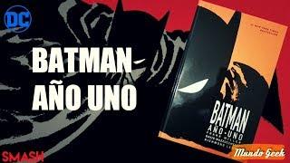 Batman: Año Uno DC Cómics México Smash Essential DC Edition Deluxe Hard Cover