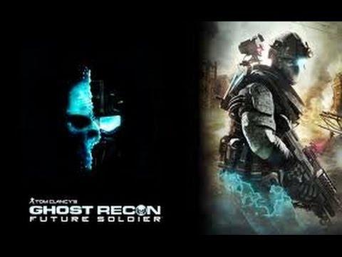 Ghost Recon Future Soldier All Cutscenes Movie {HD}