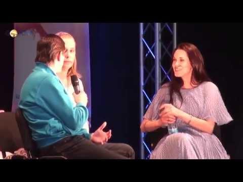 Teal Swan v Praze celá přednáška, Festival Evolution, 11.4. 2014 from YouTube · Duration:  1 hour 32 minutes 47 seconds
