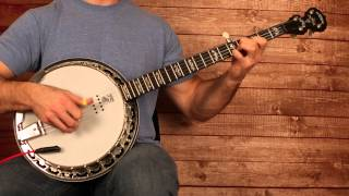 "Mumford and Sons ""The Boxer"" Banjo Lesson (With Tab)"