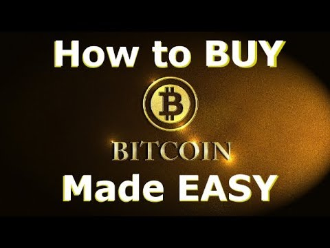 How To Buy Bitcoin (BTC) - The Quickest And Easiest Way To BUY Bitcoin