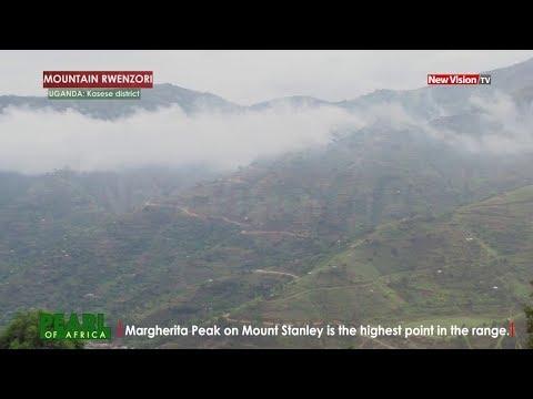 Walking a mile through Mountain Rwenzori