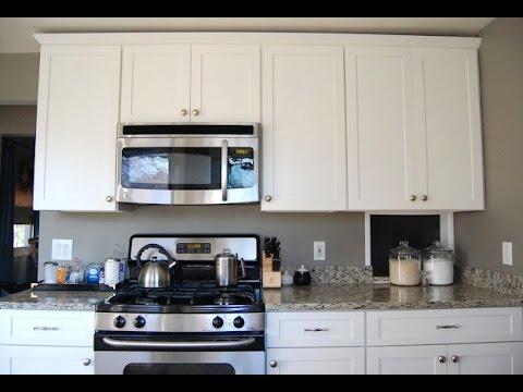 Organized Kitchen Cabinet Tour