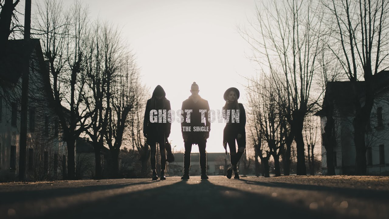 JMA - Ghost Town ft. Hanna Rebeka, Hanna Maria (Official Spoken Word Video)