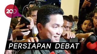 Download Video Erick Thohir: Jokowi Tawarkan Solusi, Bukan Janji MP3 3GP MP4