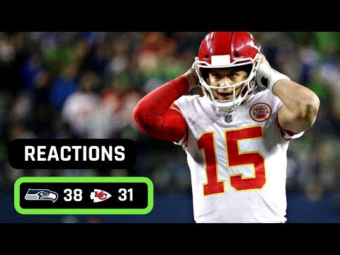 Kansas City Chiefs Vs Seattle Seahawks Live Stream Week 16 12/23/2018