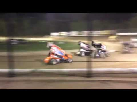 Jared Horstman Racing-Sept 2, 2016-Brewerton Speedway-NY
