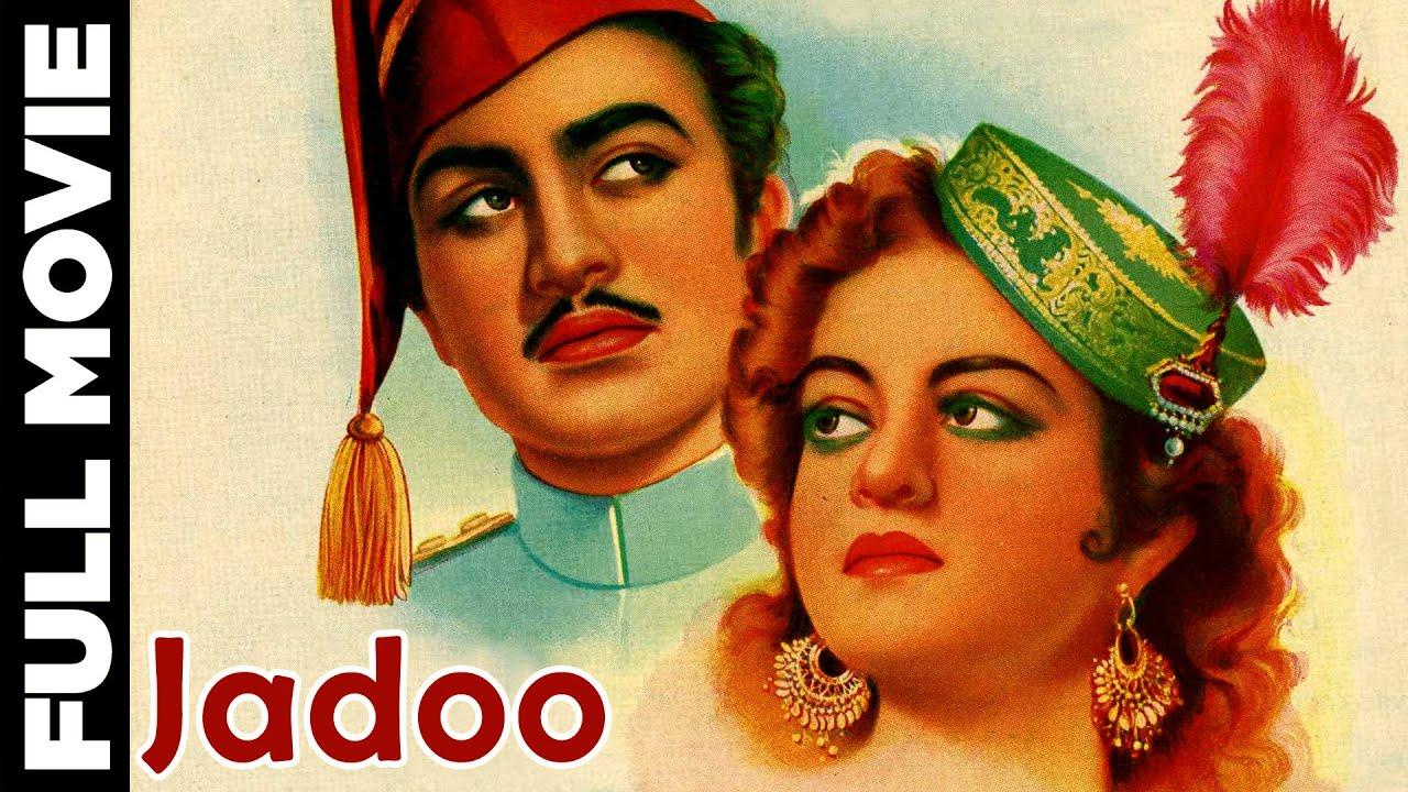 Download Jadoo (1951) Full Movie | जादू | Shyam Kumar,  Nalini Jaywant