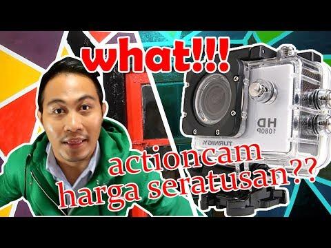 Review  Action Camera Sport HD DV 1080p Indonesia : Murah Berkualitas?