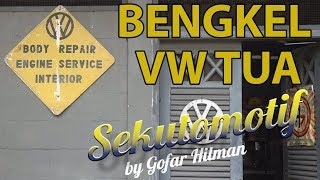 Video #SEKUTOMOTIF BENGKEL VW TUA OM ROLLI download MP3, 3GP, MP4, WEBM, AVI, FLV Juli 2018