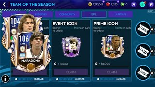 OMG!! PRIME ICONS AND EVENT ICONS REVEALED FOR FUTURE LEAGUES? | PACK OPENING | FIFA MOBILE 21