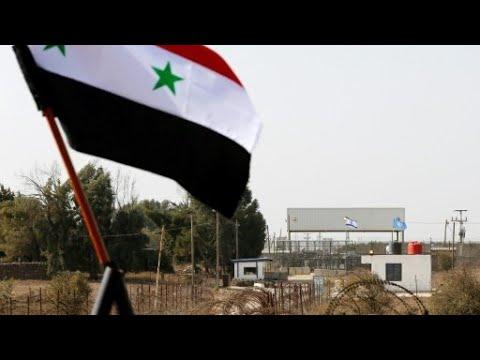 إعادة فتح معبر القنيطرة المغلق منذ 2014 بين سوريا والجولان المحتل  - نشر قبل 56 دقيقة