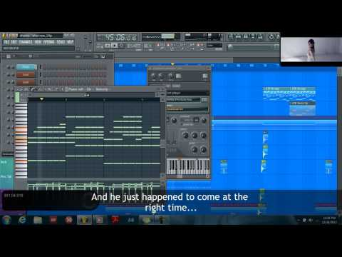 Rihanna   What Now Official Remake + Lyrics & Mp3 in Fl Studio 11 by Dida Steez