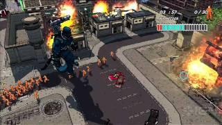Eat Them!: Bad Guys Gameplay