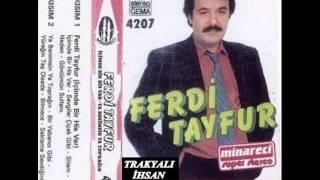 Ferdi Tayfur-Bilmece Gibisin (Minareci MC 4207) (1987)