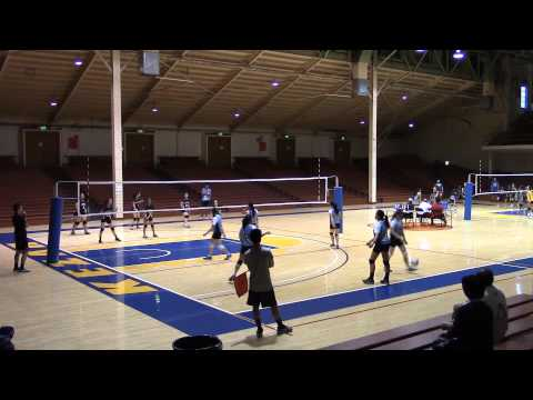 Flame 9 10 2015 Game 2  WPL Volleyball 8B