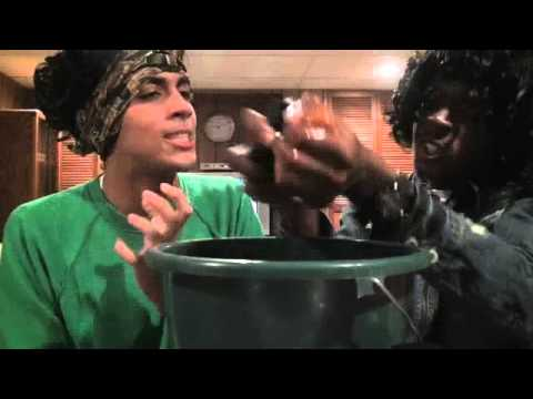 Asia Star & Franchesca- Axe commercial ad (wash ya nuts)