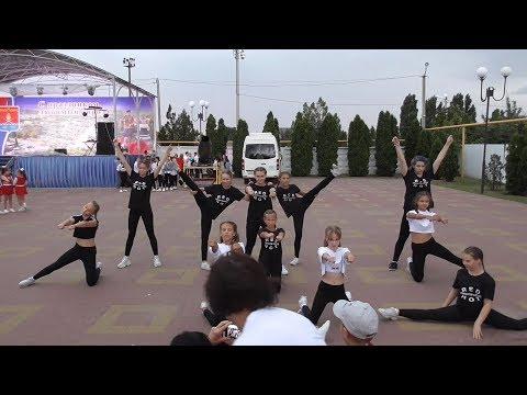 Семикаракорск День молодёжи на Станичной площади 2019