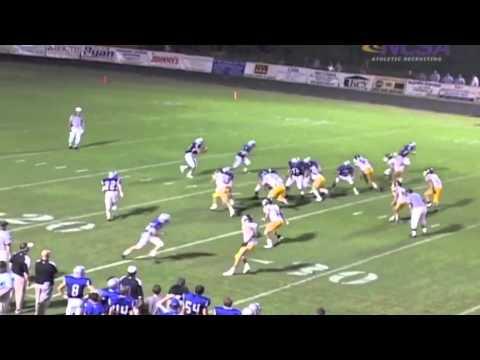 River Oaks Football #5 (2009-2010 Seasons Highlights)