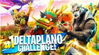 FORTNITE: DELTAPLANO CHALLENGE LEGGENDARIA!!