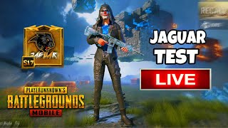 Jaguar Pubg Mobile Test LIVE Stream 1