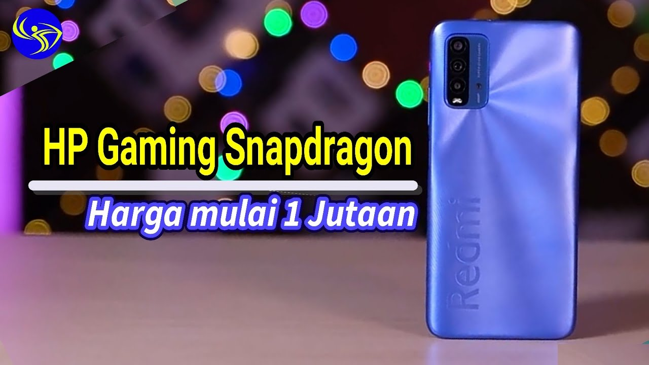 5 HP Gaming Murah Chipset Snapdragon 2021! banyak 1-2Jutaan