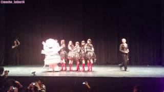 °C-ute Vs Mil Mascaras Final Stage UNAM