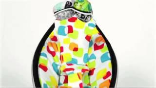 Кресло-качалка для детей 4MOMS MamaRoo