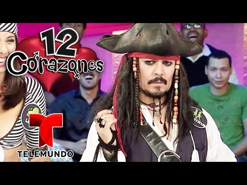 2 Hearts💕: Pirate Special! | Full Episode | Telemundo English
