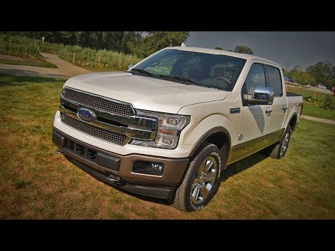 2018 Ford F-150 - First Drive