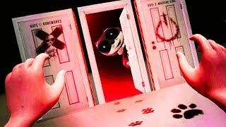 DUCK SEASON HAS A NEW MONSTER!?!! SECRET PORTAL!! - Duck Season (VR HTC VIVE)