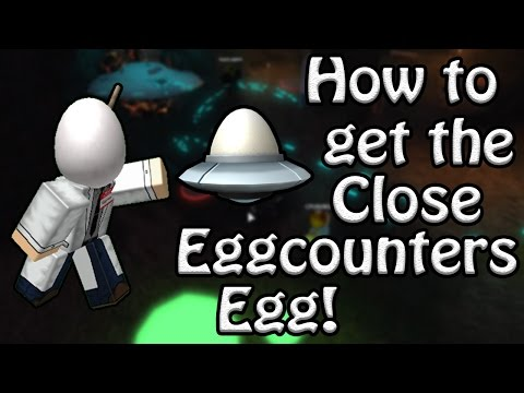 How to Get The Close Eggcounters/UFO Egg! - ROBLOX Egg Hunt Guide 2017